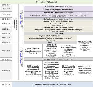 Microsoft Word - IEEE-NANOMED 2015-Session Schedule-10252015.doc